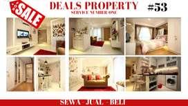 Dijual Apartemen Mewah di Kemayoran 1 BR luas 57m2 (the mansion )