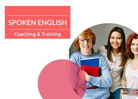 English Spoken classes at home