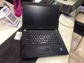 Used  laptop Lenovo core i3 5th gen (4gb ram/500gb hdd ) webcam 13990/