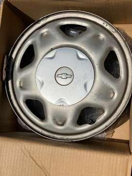"CHEVROLET BEAT original 14"" Rim / Alloy Wheels"