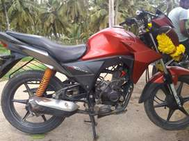 Good condition bike with running documents