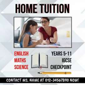 Home tuition at cheaper fee