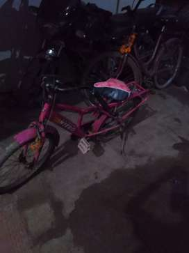 Sell old bicycle and get new gear