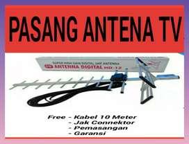 layanan pusat pasang baru antena tv online