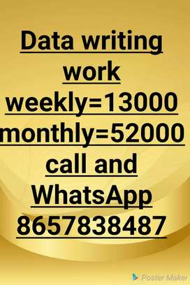 PART TIME WORK AT HOME BEST EARNING