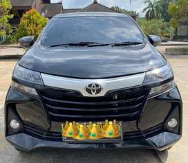 TOYOTA FACELIFT AVANZA MATIC TH 2019 HITAM METALIK
