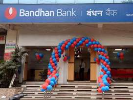 Bandhan Bank have vacancy for fresher and exp. candidates also apply