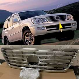Front grill and logo Lexus Land Cruiser (lx470)