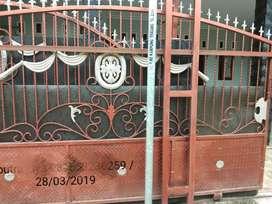 Pintu pagar  gerbang