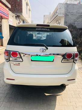 Toyota Fortuner 2014 Diesel Well Maintained