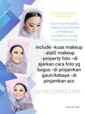 Kursus makeup basic to pro