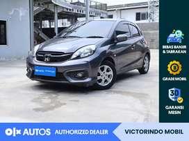 [OLXAutos] Honda Brio Satya 2018 1.2 E M/T Bensin #Victorindo