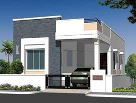 24 Lakhs Villas nr Thiruninravur Railwy station