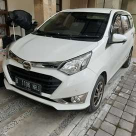 Daihatsu sigra R 1.2 matic limited edition