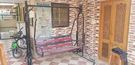 03 seater hichko for garden or compound in a very good condition.