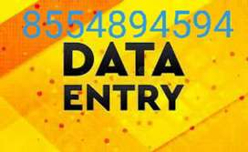 Data entry job without interview and earn money for home based jobs