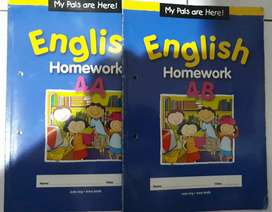 My Pals Are Here! English Homework 4A-4B