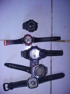 jam tangan digital all type