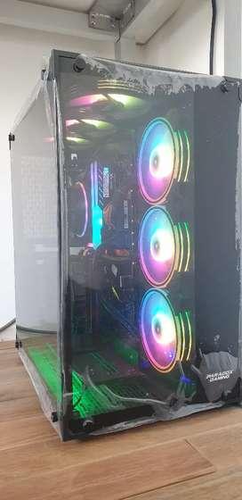 GAMING PC i5 9400f, RAM 16gb, GTX 1650