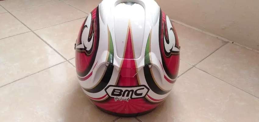Helm fullface bmc 0