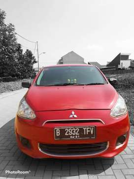 Mitsubishi mirage glx nego