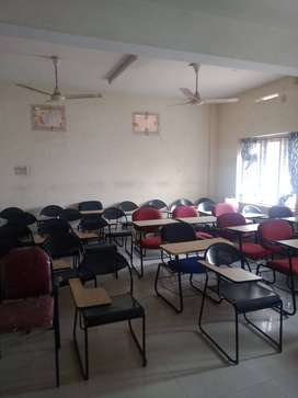 Road front, Furnished Institute, 3 Training room.Near MG road.Ernkulam