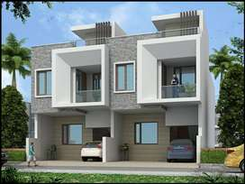 Premium Duplex Villa/122 gaj plot/2200 sq ft constructed