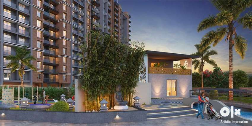 3 BHK Apartment for Sale at Kharadi, Pune at Rs 93 Lacs Onwards 0