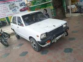 Maruti ss80 vintage model 1985 good condition