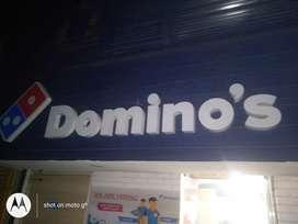 Hiring for Dapodi Dominos