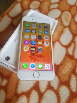 Iphone 6 32gb  rose gold only call no msg no exchange