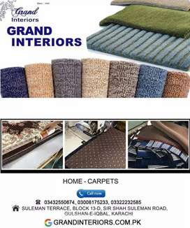 Carpets full room carpets resident and commercial carpets by Grand int