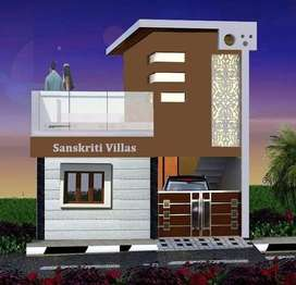 2 BHK Independent house for sale Near NH-24 Ghaziabad