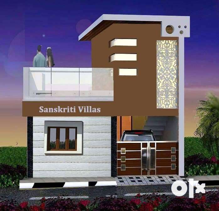 2 BHK Independent house for sale Near NH-24 Ghaziabad 0
