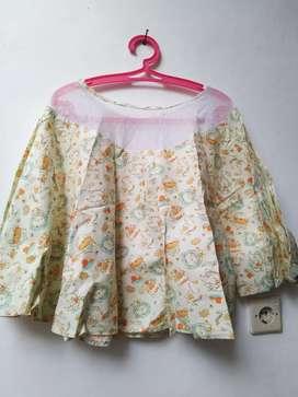Preloved cottonwood apron