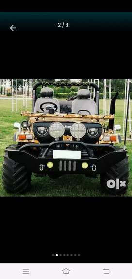 All Jeep available in Punjab