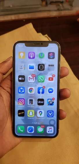 Iphone X 64 gb  10/10