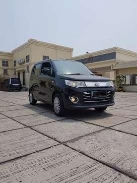 Suzuki Karimun Wagon GS AT Hitam 2015 Km35rb Focus Wtc 5