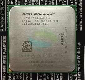 Prosessor amd phenom x4 9850 black edition