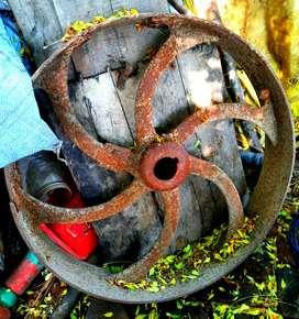 Bajaj CD shop petrol engine