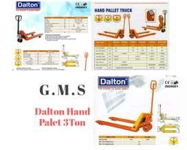DALTON Hand Palet 3Ton