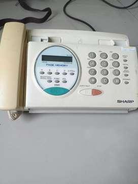 Mesin cetak faximile