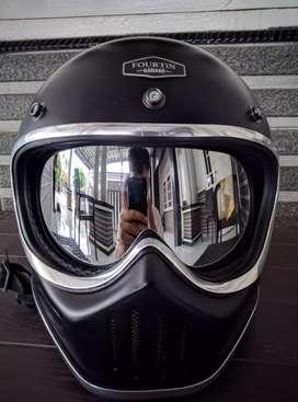 Helm cakil fullface
