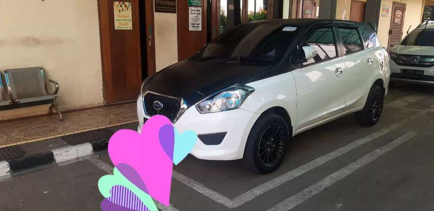 Datsun GO + Panca T Option 0