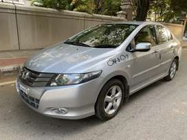 Honda City 2010 Petrol automatic Well Maintained
