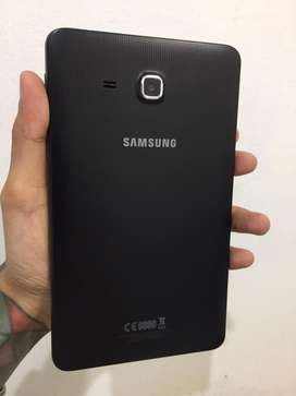 Samsung Tab A6 Black Fullset original