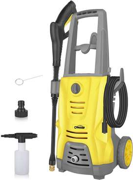 UK Made Richu Car Pressure Washer which helps wi-fi WiFi connection. I