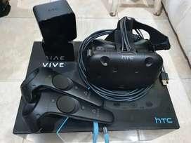 HTC VIVE (lengakap dengan box)
