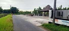 Tanah Kavling Murah di Jl Kabupaten cck Rumah/Kost/Homestay