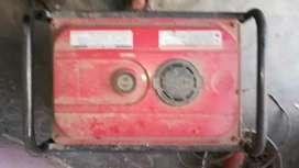 Honda gas generator